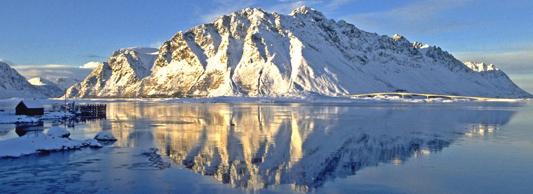 Norwegen: Lofotenpanorama