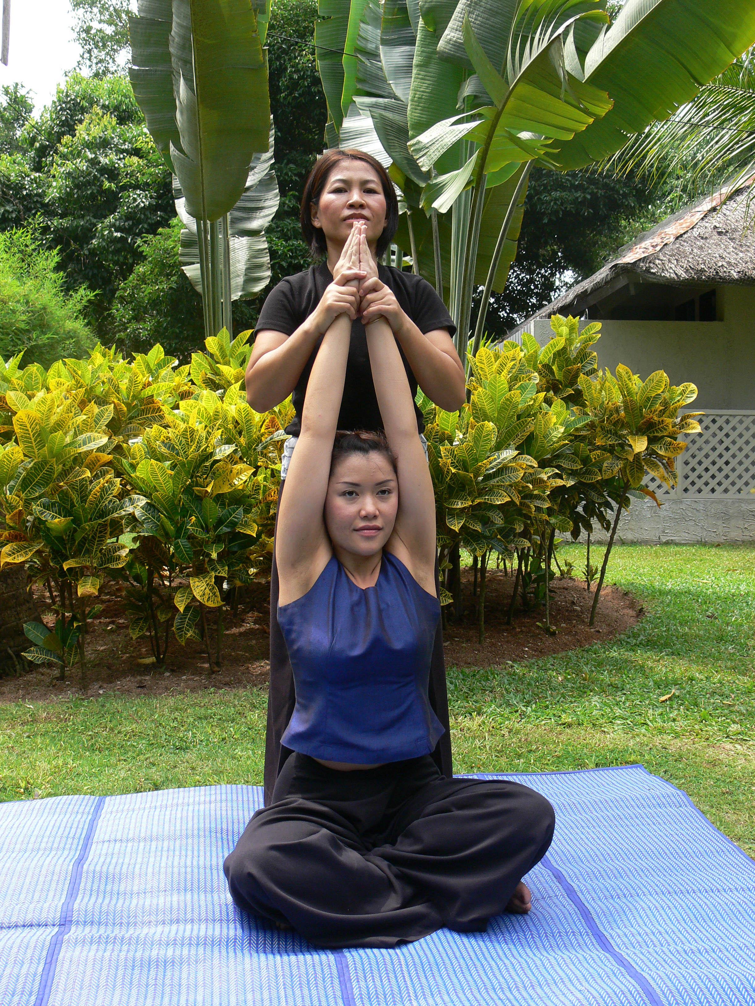 Thaimassage, knoller