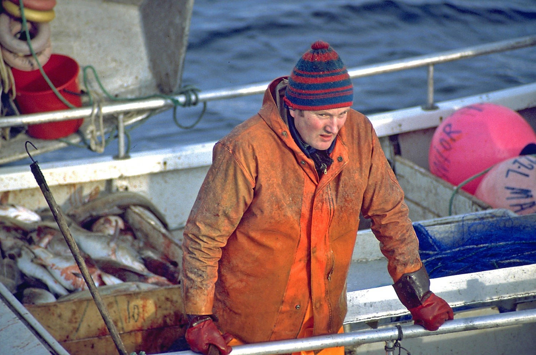 14-016=N-0325-N-Nordland, Lofotenfische