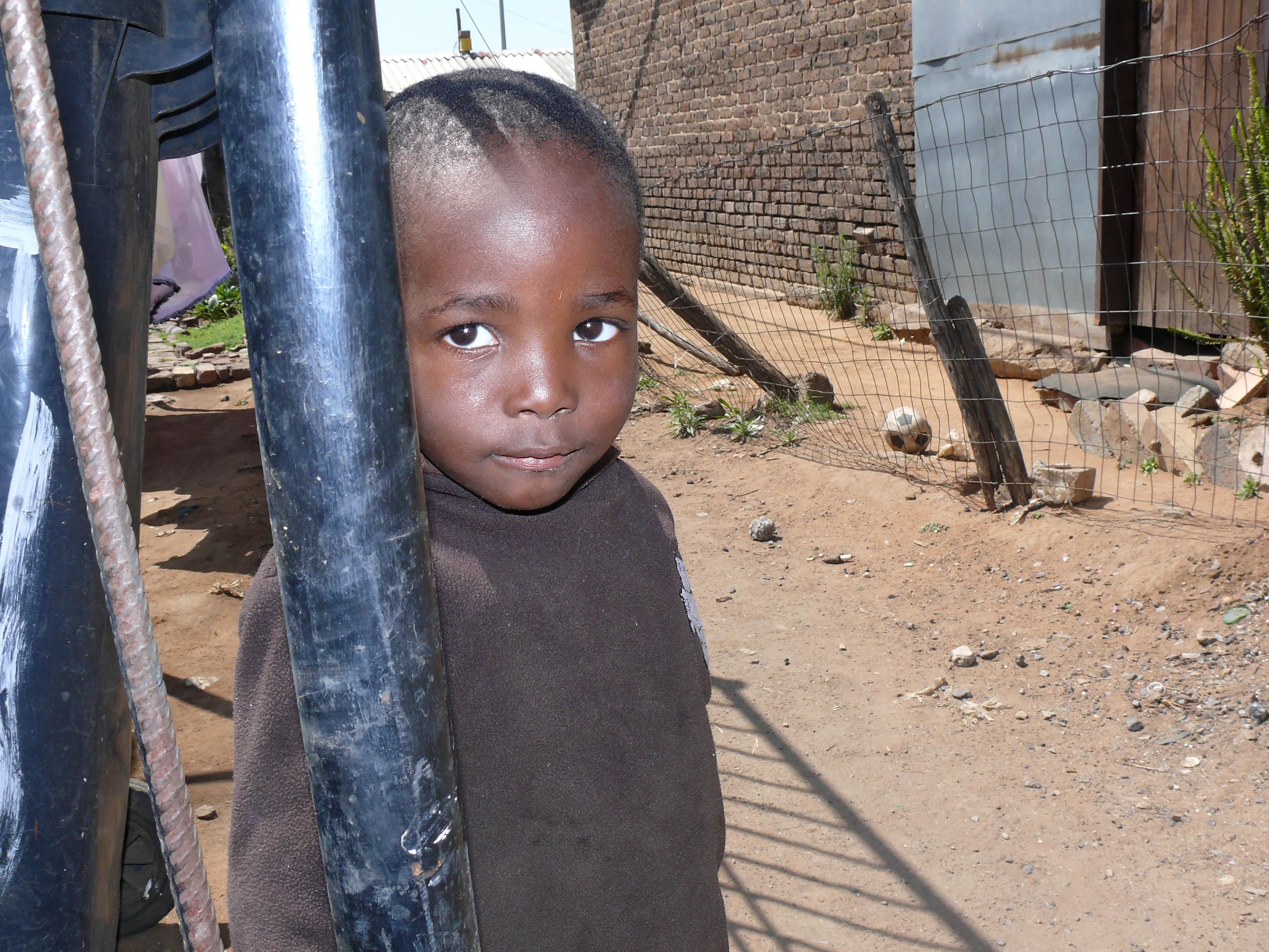 knoller, Soweto kind 2