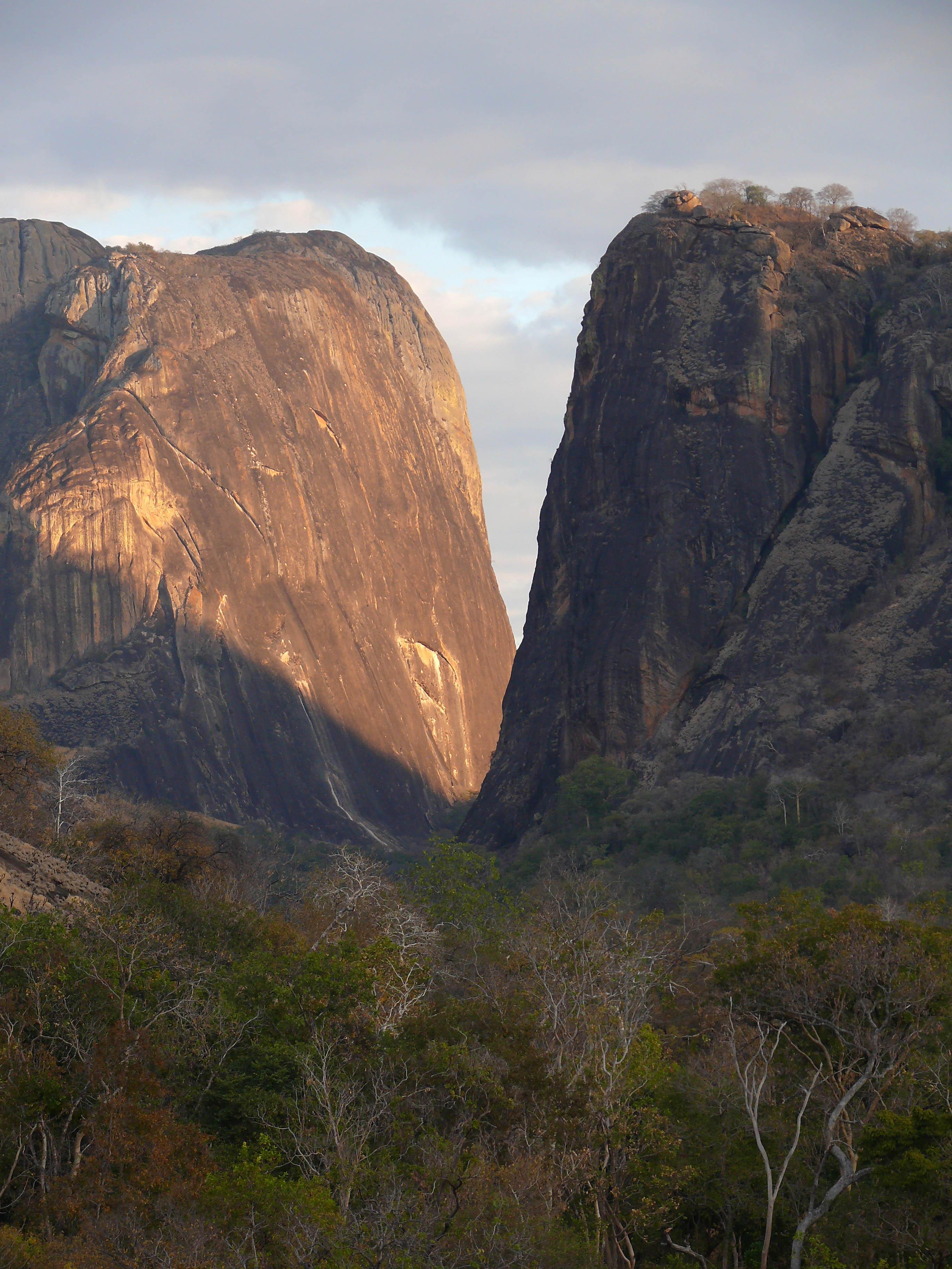 Berge Niassa Nature Reserve tz
