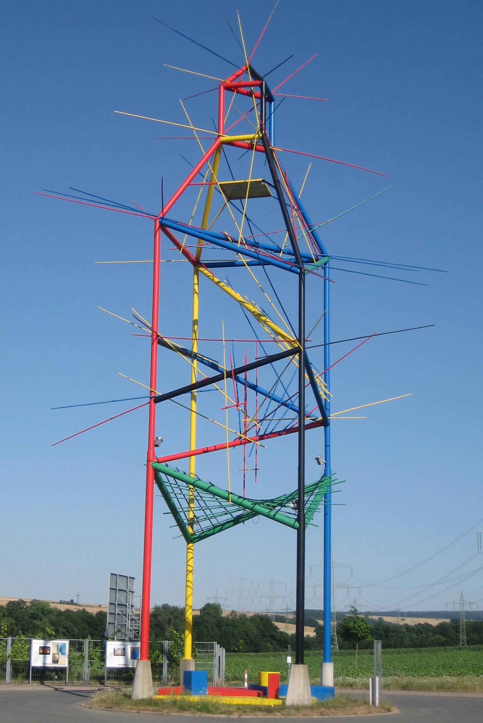 Feininger Turm Mellingen, Foto FFV Weimarer Land 014