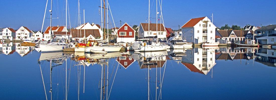 Norwegen: Skudeneshavn