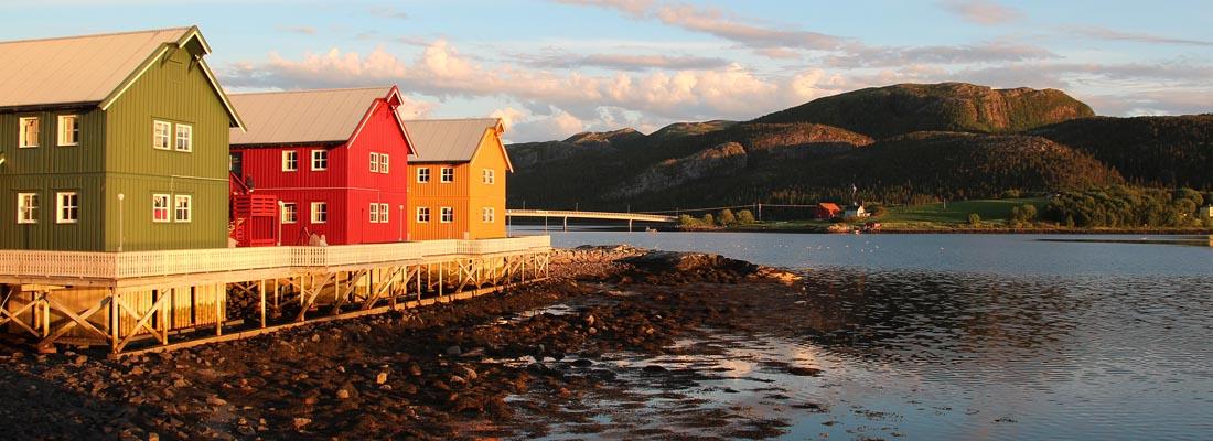Norwegen: Flatanger