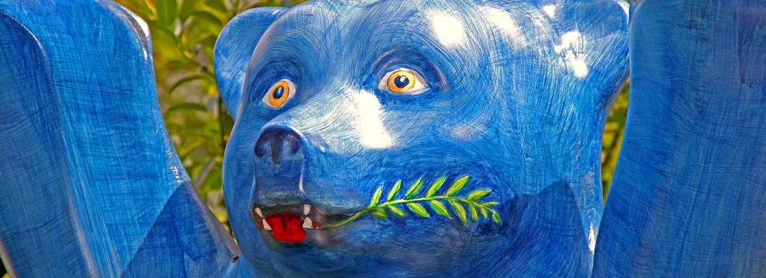 Deutschland: Berliner Buddybär
