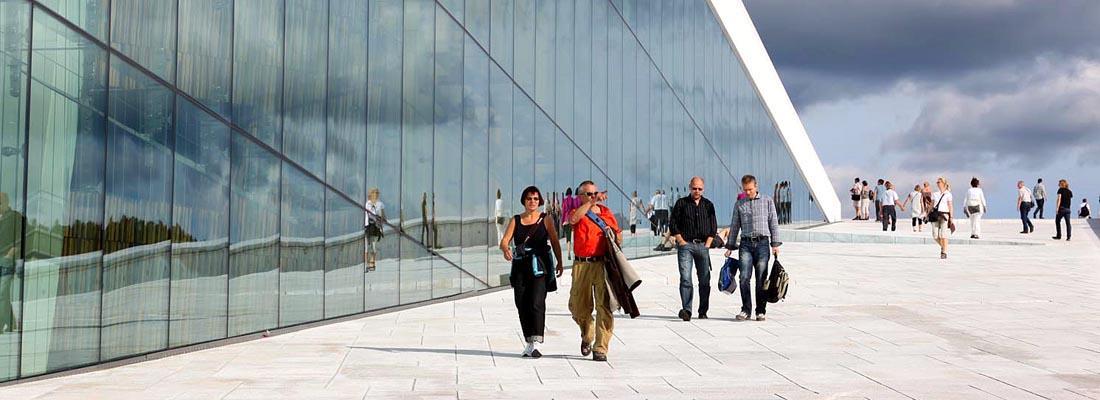 Norwegen: Die Osloer Oper