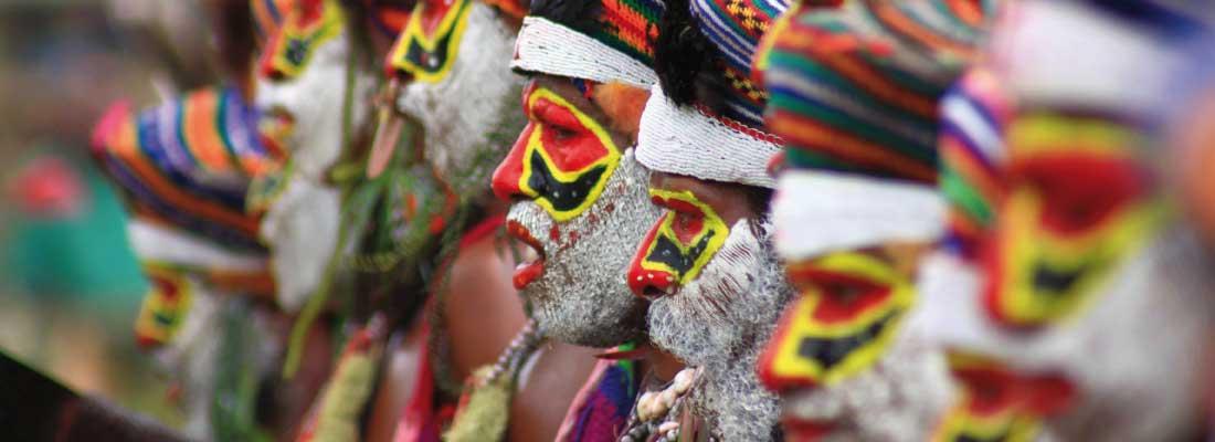 Papua-Neuguinea: Das Sing Sing in Goroka